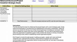 hr scorecard template free download - download example hr scorecard excel for free page 8