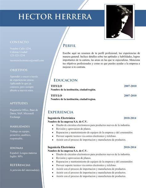 Cv Word by Plantilla Cv Curriculum Vitae Word Resume Doc Editable