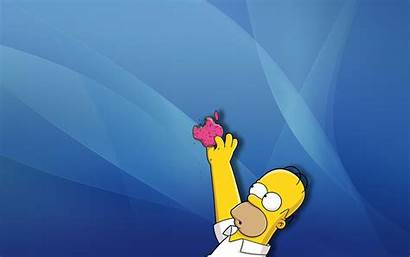 Homer Funny Desktop Simpson Wallpapers Random Mac