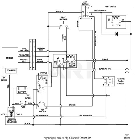 Gravely Walk Wiring Diagram by Gravely 915150 035000 Zt 50 Parts Diagram For Wiring