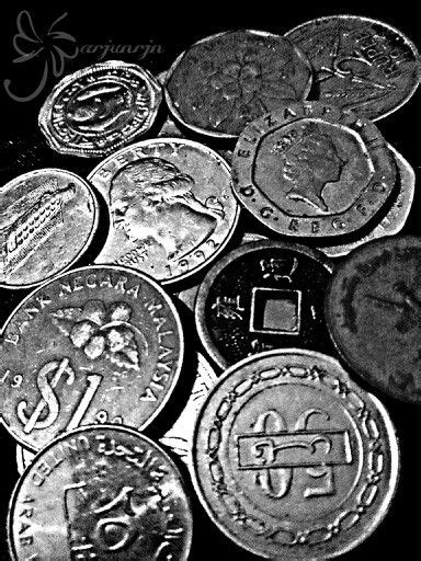 clicked  xperiaz macro coins macro photography