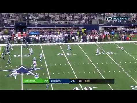 seattle seahawks lose   worst onside kick