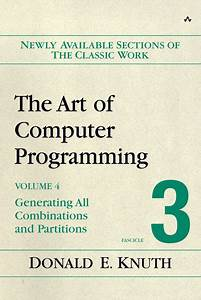 The Art Of Computer Programming  Volume 4  Fascicle 3 Pdf Download Free