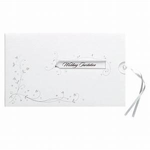 buy cca entwined hearts personalised wedding invitations With pack of 60 wedding invitations