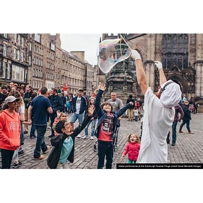 Edinburgh Festival Fringe - City