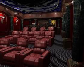 home theatre interior room for 3d home theater studio design gallery best design