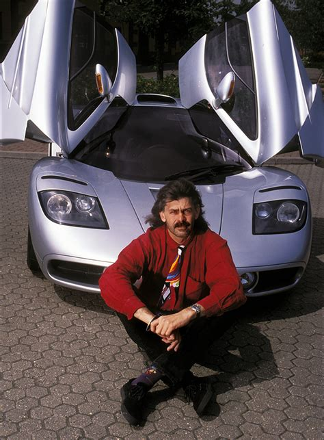 Tvr, Gordon Murray And Cosworth We Interview Les Edgar