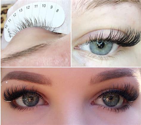 Eye Lash cat eye using lash tavern ellipse lashes lash extension