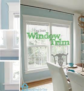 la totally awesome remodelaholic how to frame a window tutorials tips