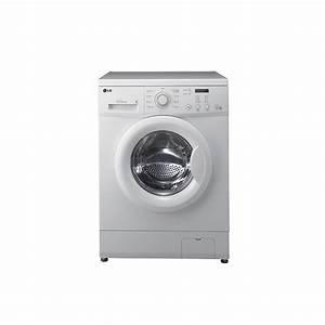 Machine A Laver 7kg : lg machine laver automatique 7kg blanc au meilleur prix ~ Premium-room.com Idées de Décoration