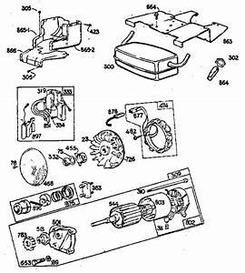 Briggs  U0026 Stratton Briggs Stratton 18 Hp Engine Parts