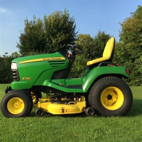 deere patio tractor value deere x740 garden tractor bertie green