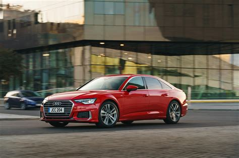 Review Audi A6 by Audi A6 Saloon 2018 Review Specs Prices Car Magazine