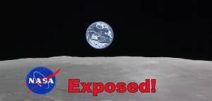 Moon Landing Hoax! New Flat Earth proof 2016 ! NASA ...
