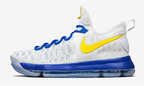 Images Of Air Jordan Shoes Nikeid Kd 9 Warriors Sole Collector