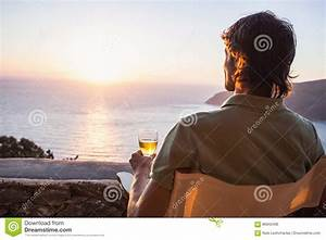 Young Man Enjoying Sea And Freedom Royalty-Free Stock ...