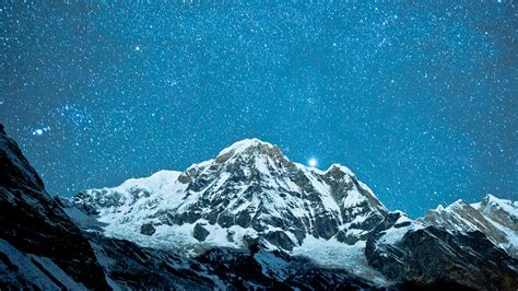 wallpaper nepal   wallpaper himalayas night stars