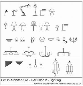 Free cad blocks lighting first in architecture f for Floor lamp cad block