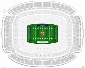 In Nrg Stadium Seating Chart Houston Texans Seating Guide Nrg Stadium Rateyourseats Com