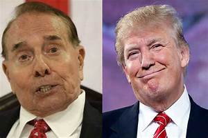 Bob Dole Just Made A MAJOR Trump Announcement - This Is ...
