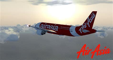 airasia thailand airbus   fsx