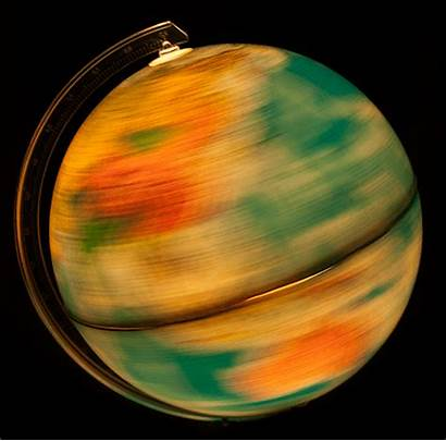 Spinning Globe Earth Animated Travel Gifs Spin