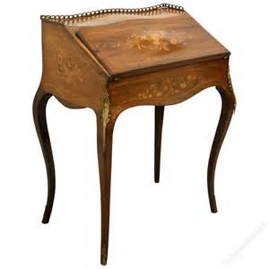 bureau writing desk writing desk bureau de dame antiques atlas