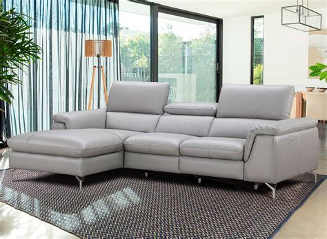 recliner sectional sofa italian leather power recliner sectional sofa nj saveria