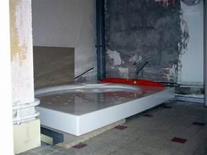 Installer Bonde Douche : questions plomberie maison sur l vation et calage d 39 un ~ Zukunftsfamilie.com Idées de Décoration