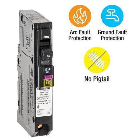 Square Amp Single Pole Plug Neutral Dual