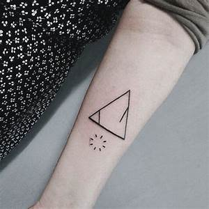 80+ Geometry Tattoo Designs To Commune With Nature