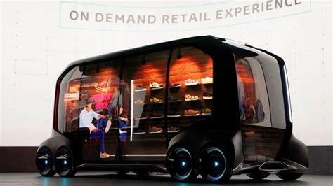 Toyota thinks food trucks are the future of retail, and ...