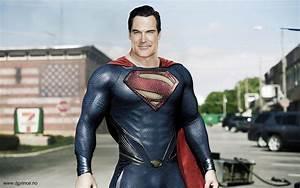 Patrick Warburton as Superman by djprincenorway on DeviantArt