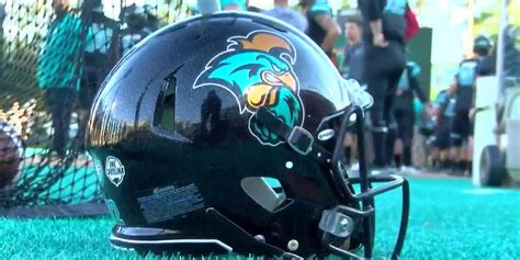 CCU announces rescheduled game date for Troy match-up