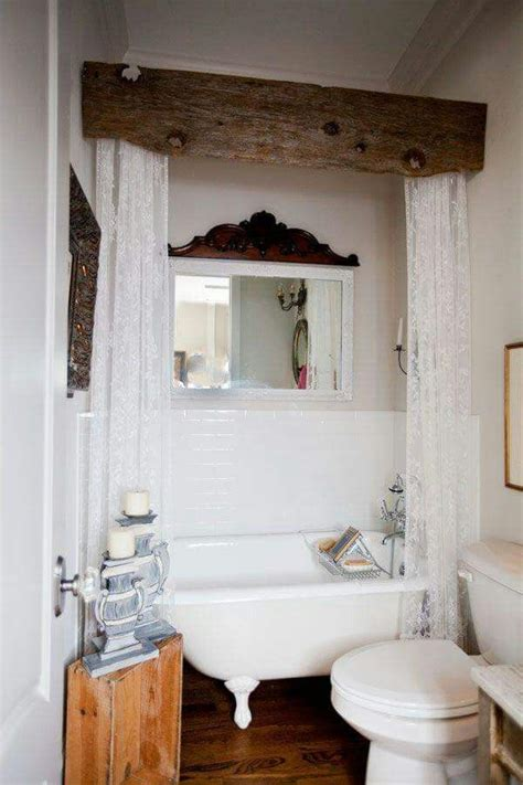 17 best ideas about rustic curtain rods on diy