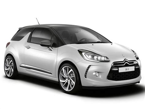Citroen Ds 3 by Citro 235 N Ds3 Vti So Chic 2015