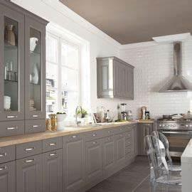 delicieux murs cuisine gris perle 12 les 25 meilleures With murs cuisine gris perle