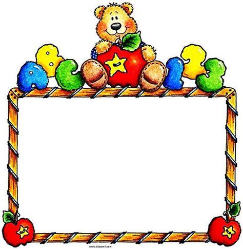 preschool border    clipartmag