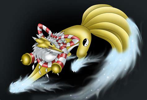 Kyubimon By Blazedacat On Deviantart