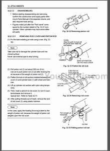 New Holland E70bsr Repair Manual  Mini Excavator   U00ab Youfixthis