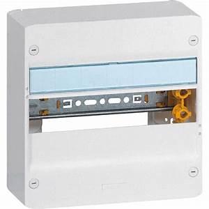 Coffret Electrique Leroy Merlin : tableau lectrique nu legrand 1 rang e 13 modules leroy ~ Dailycaller-alerts.com Idées de Décoration