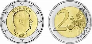2 Euro Monaco 2017 : pi ce monaco 2 euro monaco albert ii 2017 bim tal ~ Jslefanu.com Haus und Dekorationen