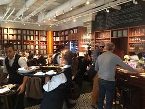 Restaurant Le Lazare : lazare paris 8e la brasserie d 39 eric fr chon ~ Melissatoandfro.com Idées de Décoration