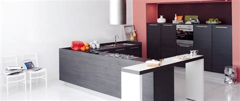 cuisine ouverte sur salon avec bar aviva cuisine semi ouverte sur salon photo 3 12 le