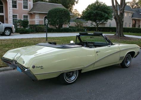 1968 Buick Skylark Convertible by All American Classic Cars 1968 Buick Skylark Custom 2