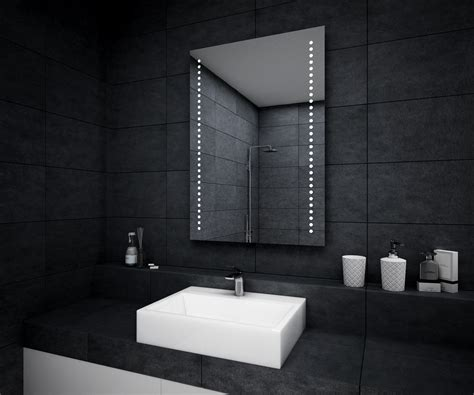 modern led illuminated bathroom mirror xmm battery