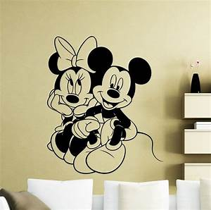 17 best ideas about minnie mouse stickers on pinterest With enchanting minnie mouse decals for walls