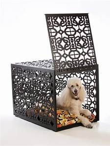 luxury pet crates contemporary dog lofts unique art With modern dog cage