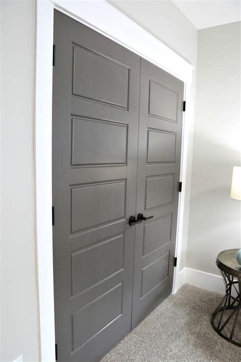Interior Door Stain Colors by Choosing Interior Door Styles And Paint Colors Trends
