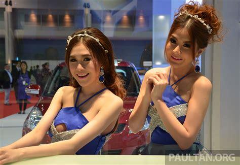 The Girls Of The 2014 Bangkok Motor Show  Part 1 Image 238489